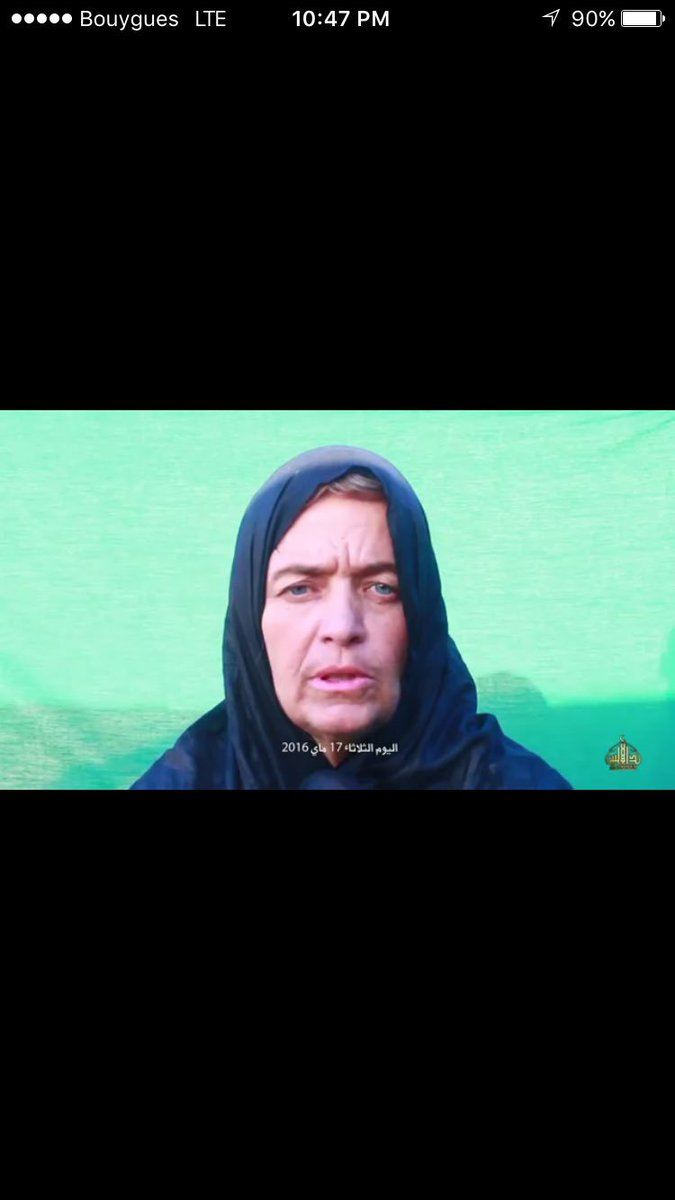 1. Al-Qaeda in the Islamic Maghreb releases proof of life video of Swiss hostage Beatrice Stockly dated May 17