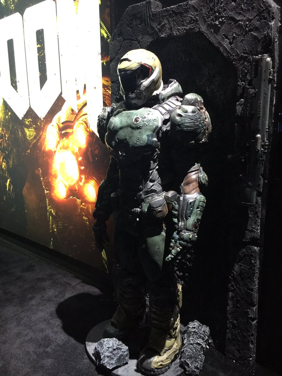 Doom On Twitter Three Days Standing Even Doom Guy Needs A Break