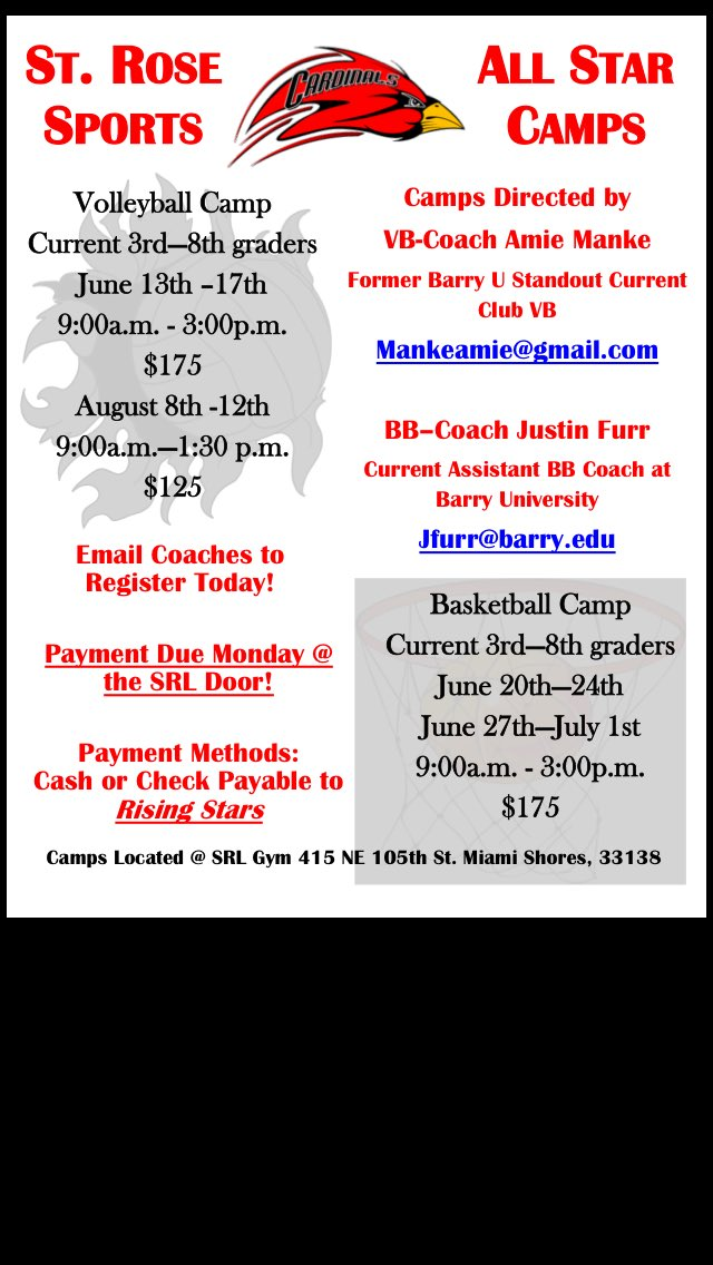 Hoopmia On Twitter Camp Alert High Quality Instruction From
