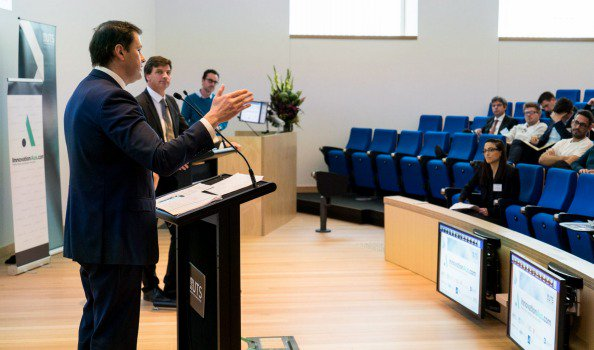 NBN not major factor for innovation success, @AngusTaylorMP tells debate agaimst @edhusicMP  https://t.co/tk7I10RMTh https://t.co/64onaWfeZH