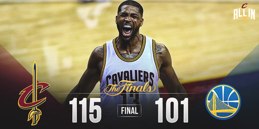 Thumbnail for Cavaliers force Game 7