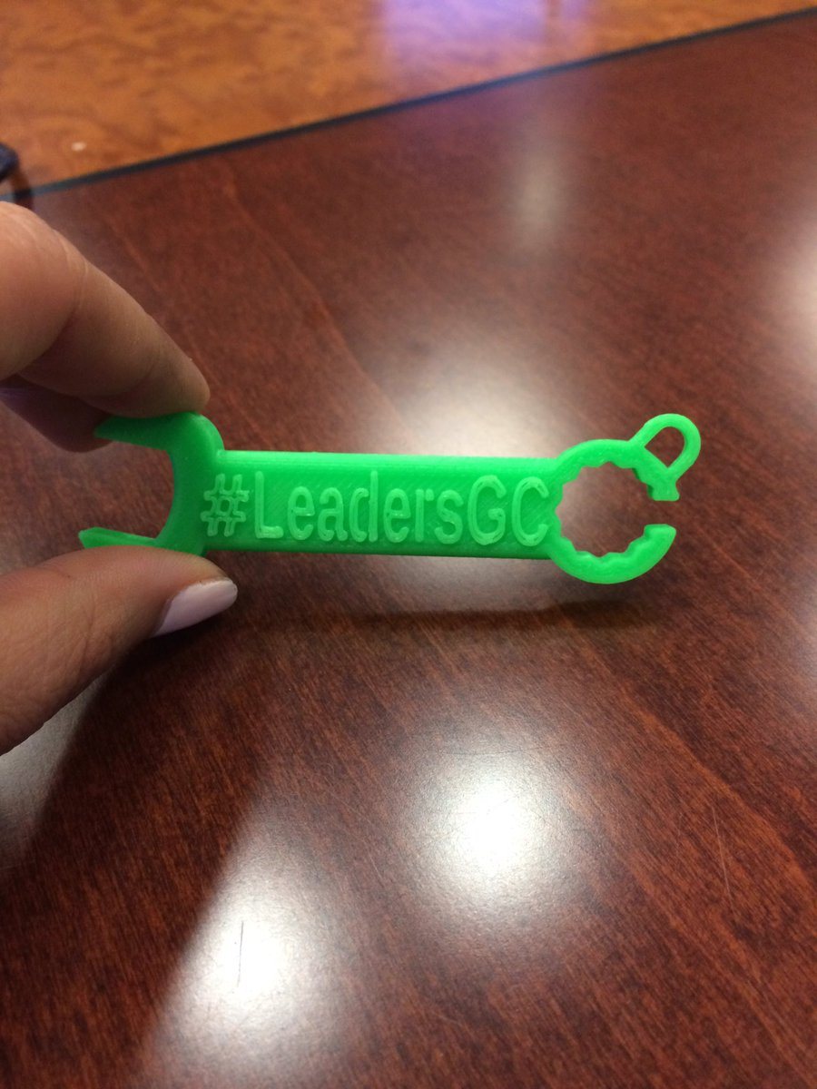 #LeadersGC swag! Who is pumped for the chat? T-15 minutes! Join us! #YPN #GoC https://t.co/W2D1CMhnz3