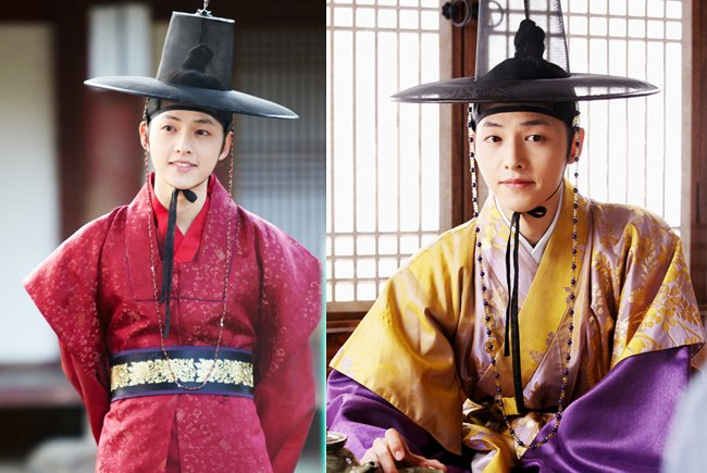 """Sageuk on Twitter: """"traditional Korean clothing is known as """"hanbok"""". The  term is used generally to describe the outfit for both gender… """""""
