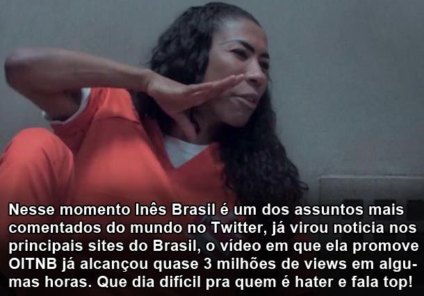 Inês Brasil... TE AMO! https://t.co/n3S7VrE6Ql