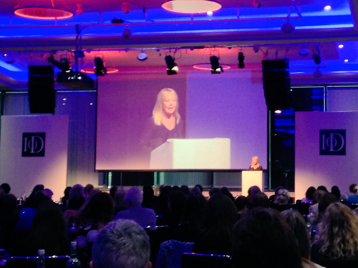 Journalist and broadcaster Juliet Morris, hosting her 9th consecutive #IoDWAL, gets us underway! #genderequality https://t.co/SbuetQ6Cn6