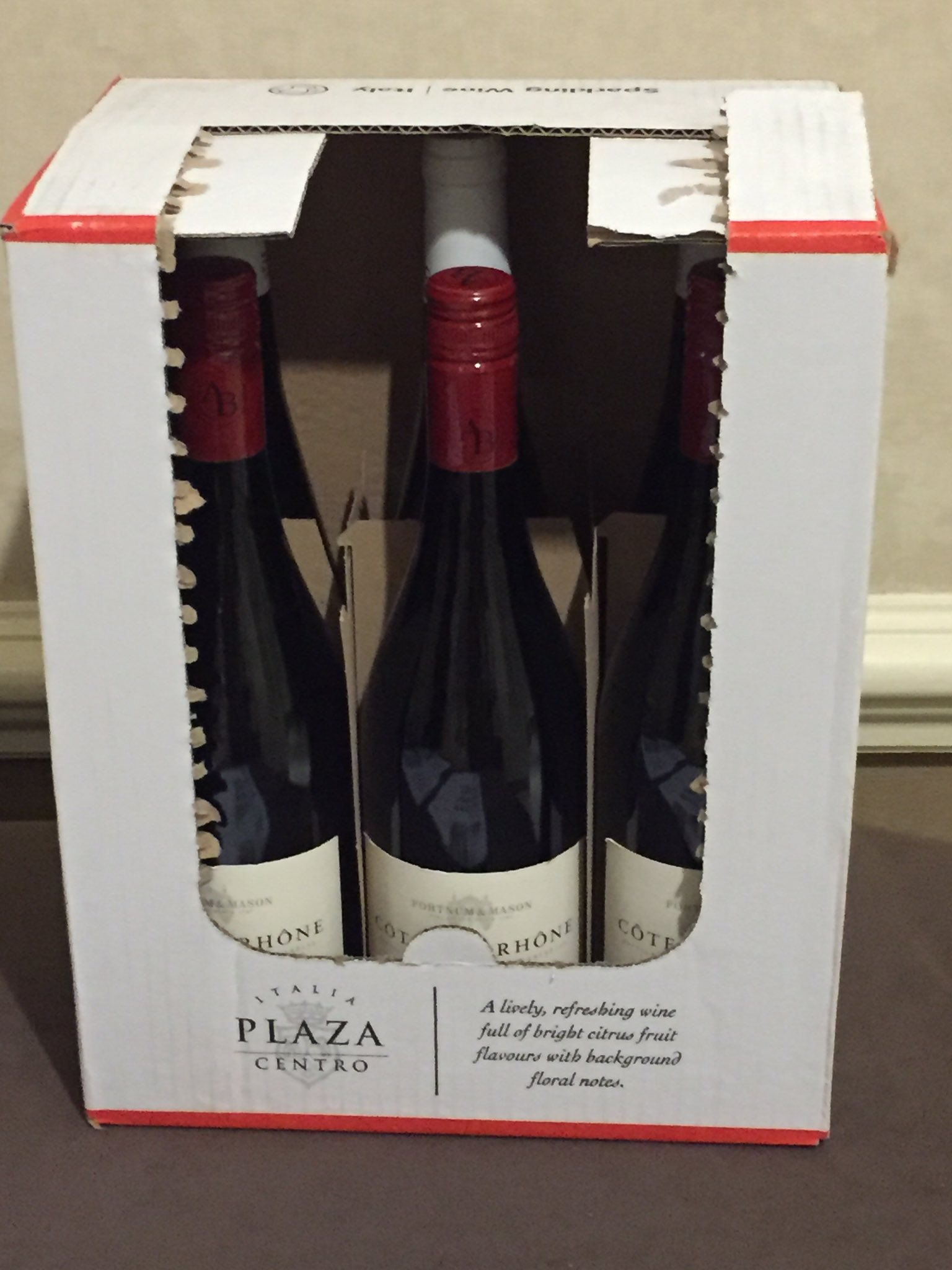 We're running a raffle at #wilconference16 for a case of @Fortnums wine-@ClareBottle will be coming round! https://t.co/tcHVL6u3hs
