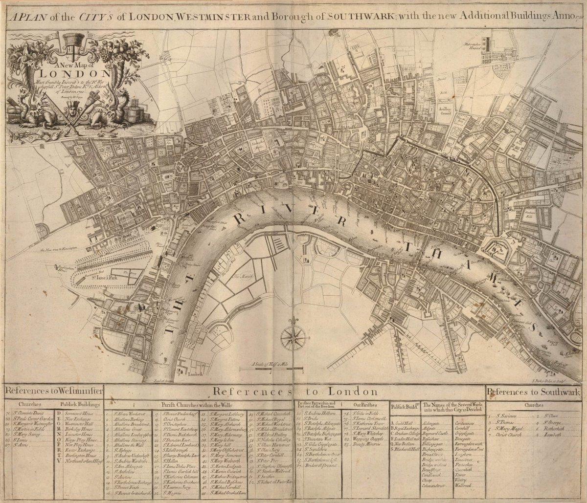 Follow the 'Looking for the Longitude' journey around Hogarth's London https://t.co/IF6xTZzmzy #LftL https://t.co/uVkE49xZVE
