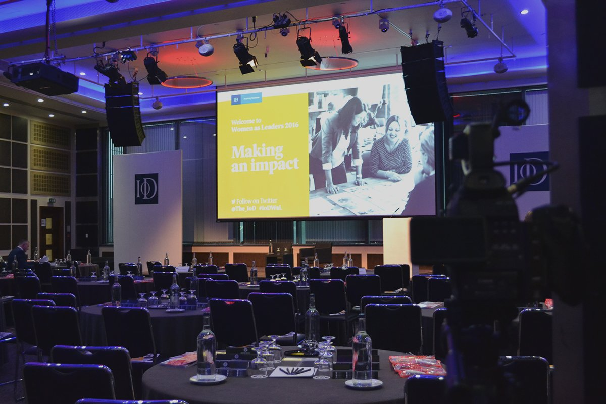 Today is Women As Leaders day! Looking forward to an insightful, inspirational day! #IoDWAL #WomenInBusiness #gender https://t.co/GR5ZvzS7xb