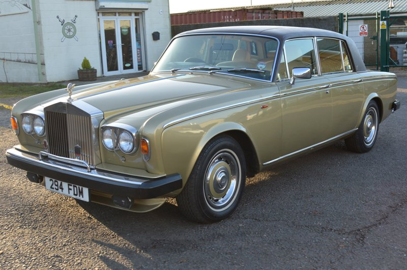 Flying Spares On Twitter For Sale 11 950 Rolls Royce Silver Shadow Chassis No Srh35847 Https T Co Oloucw6o0r