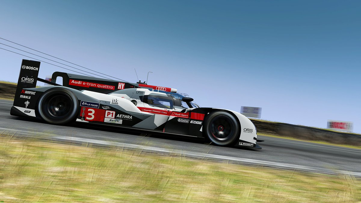 Project CARS, Audi AG, And CXC Simulations Bring Le Mans To Virtual Reality