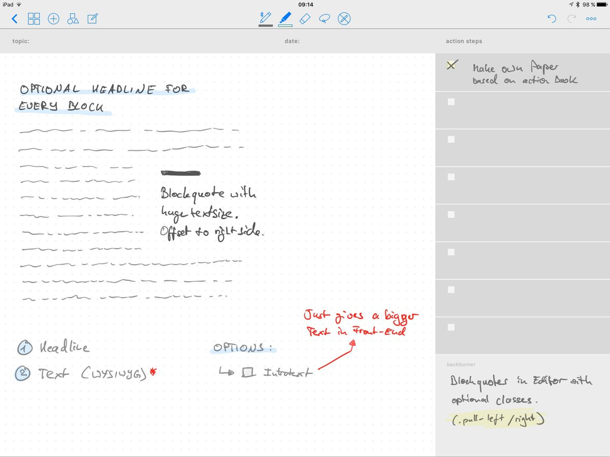 Goodnotes On Twitter Cool Action Book Templates For Goodnotes By