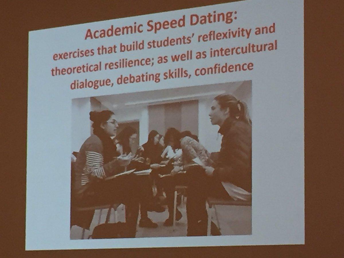 hastighet dating dialog DC Speed dating hendelser