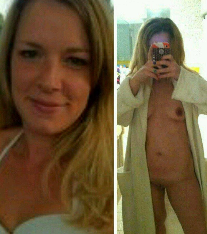 Nude Selfie 6305