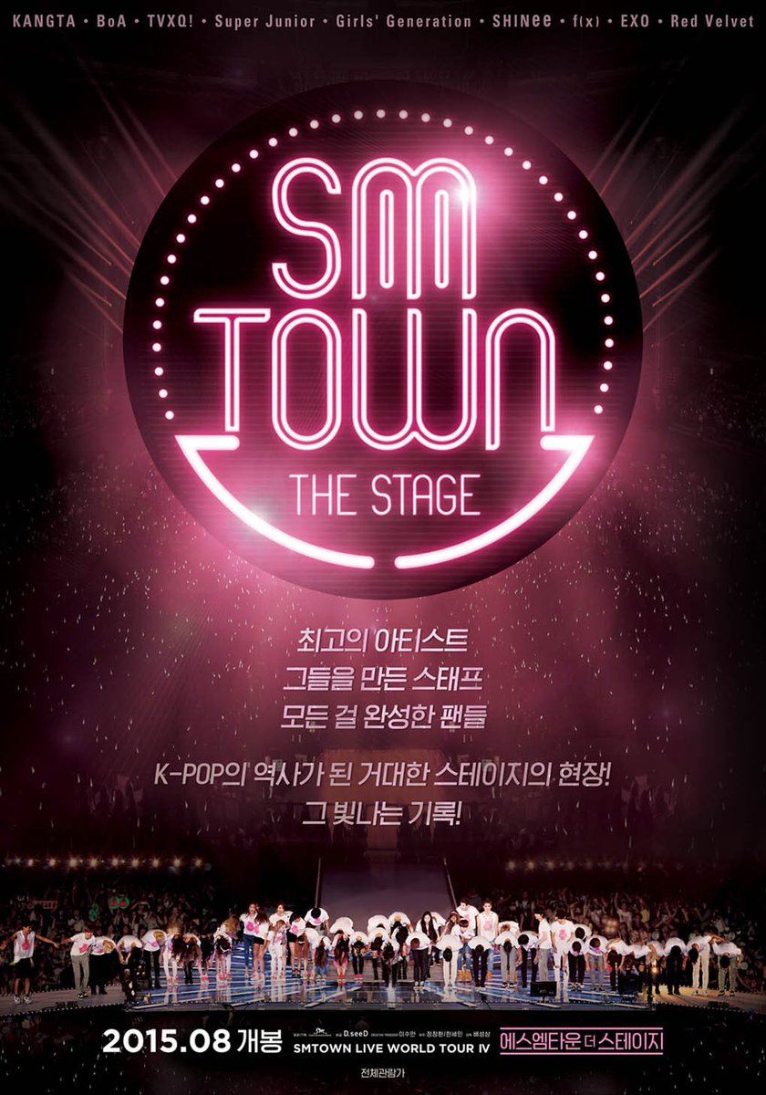 Download Concert SMTown SMTown Live World Tour
