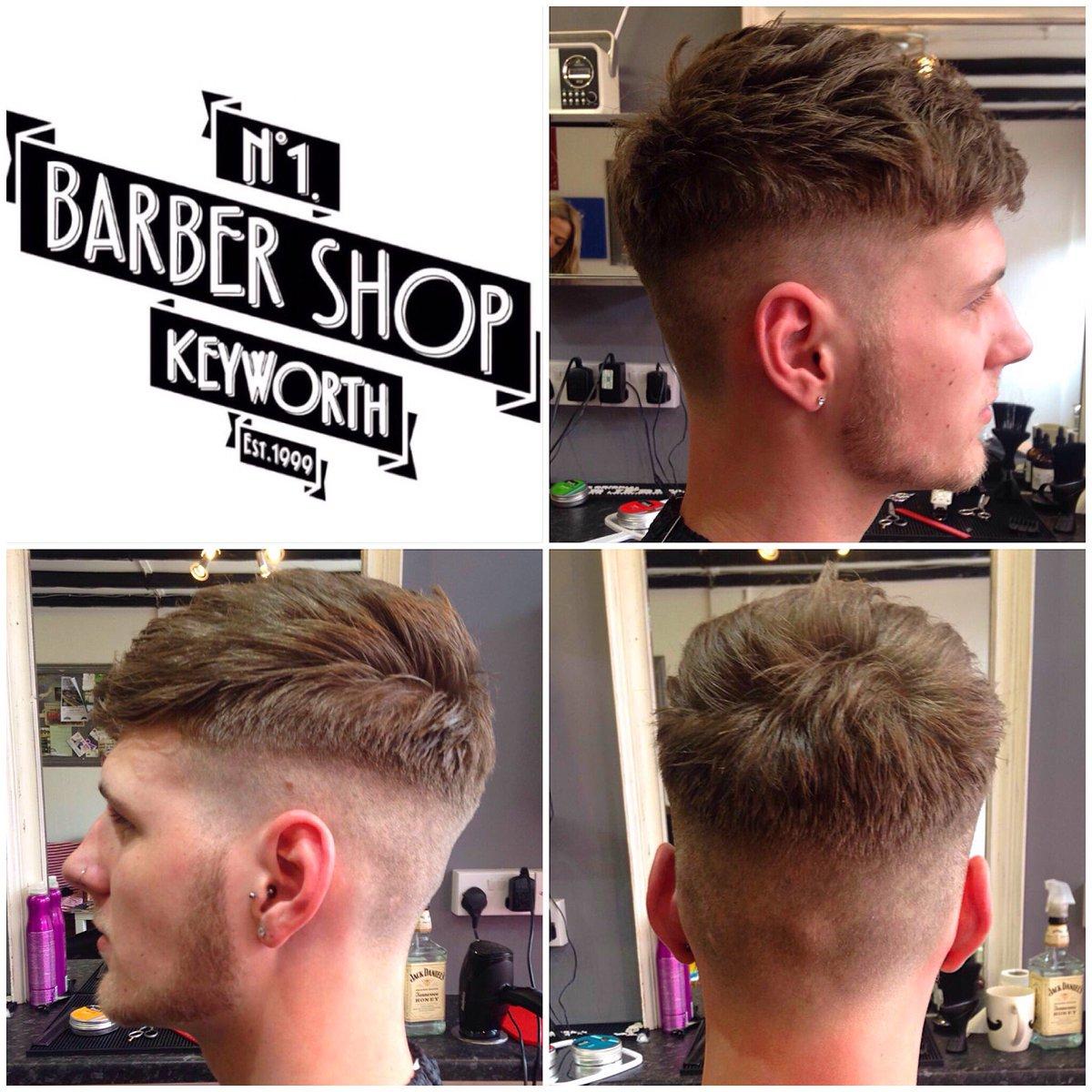 Number One Barbers Keyworthbarbers Twitter