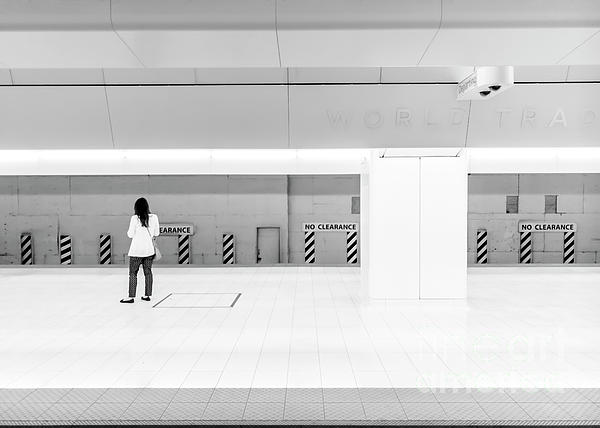 The Oculus Path Subway Station Photograph by James Aiken
