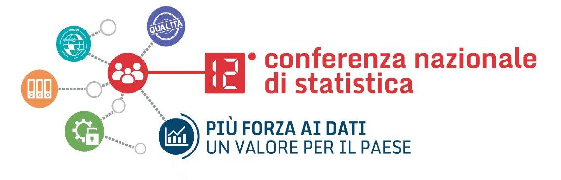 Thumbnail for Dodicesima Conferenza nazionale di statistica