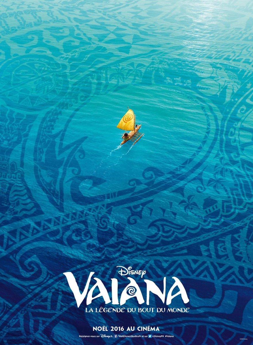 Moana International Poster Revealed 1