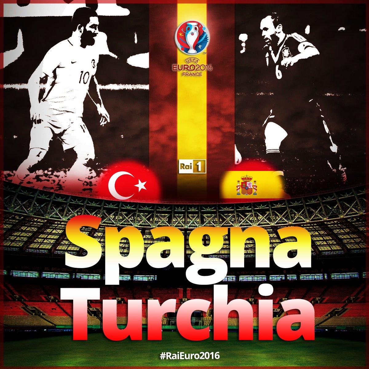 SPAGNA TURCHIA Diretta Streaming Gratis con iPhone Tablet e PC Rojadirecta Oggi 17 giugno EURO 2016