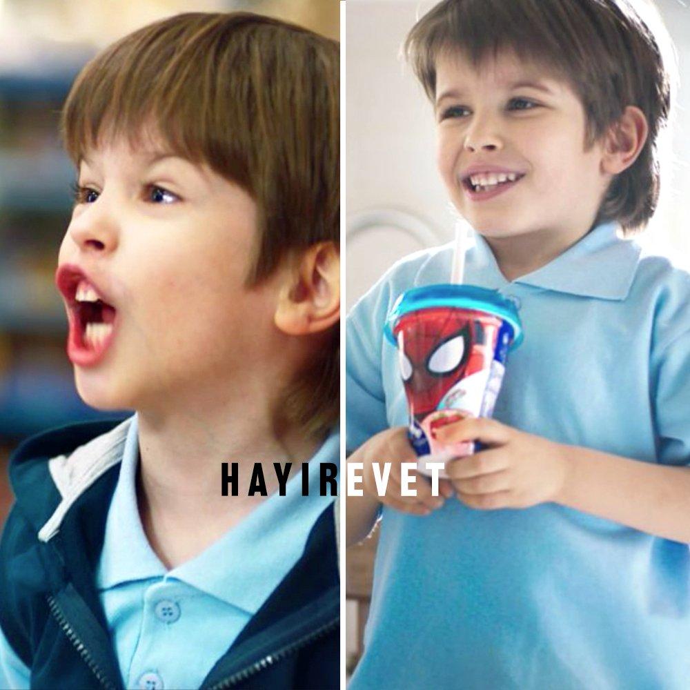 Danone Sütlü Atıştırmalıklar ile #ÇocuklaraEvet demek, daha mutlu çocuklar demek. https://t.co/8FRmqjDFDF