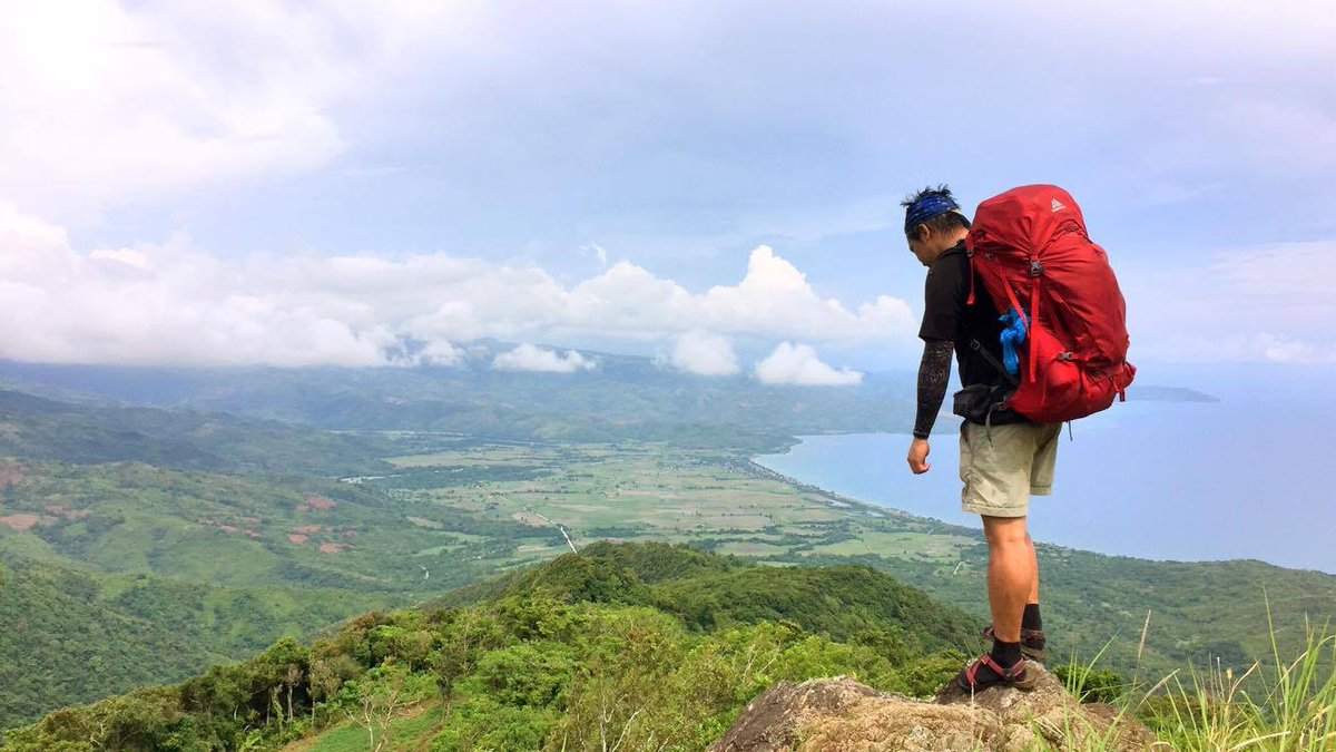 Shoutout to Andro for submitting his pic at Mt. Calavite in Mindoro Occidental, Philippines. @visitphilippine https://t.co/a3j43BzbK7