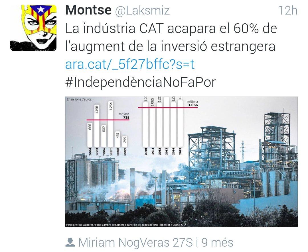 Catalunya acapara 60% de l''augment d'inversió estragera