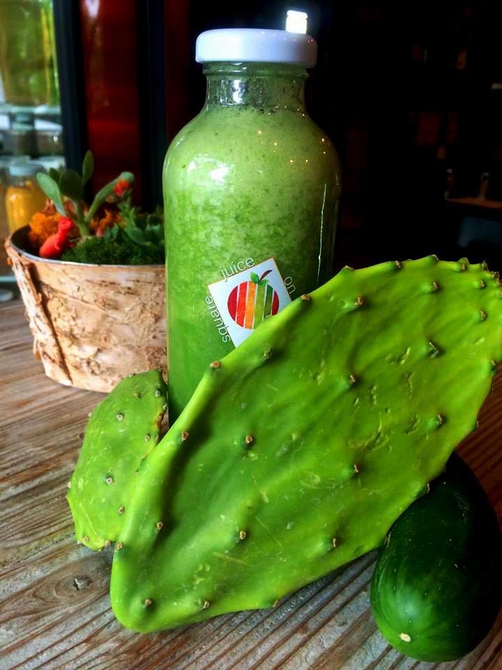 nopal cactus diabetes colesterol