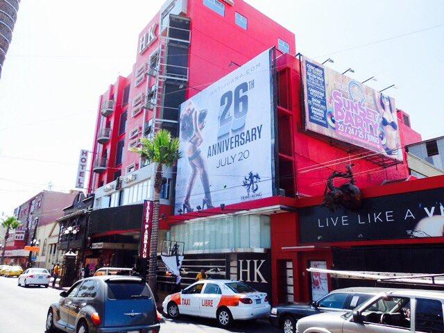 Bar hong kong en tijuana