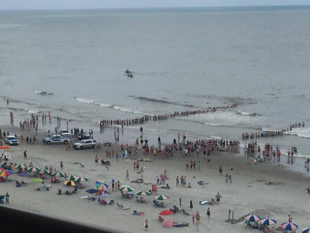Update Crews Continue Search For 14 Year Old Swimmer In Myrtle Beach Https