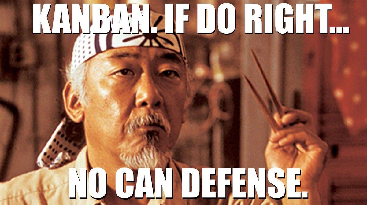 Image result for kanban meme