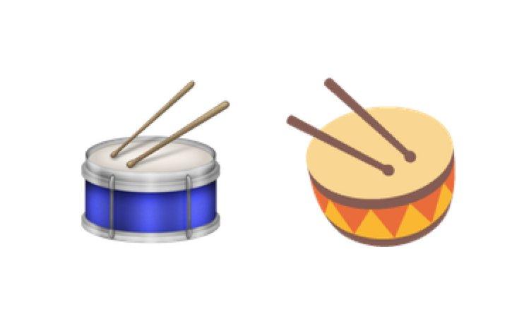 Emojipedia On Twitter U 1f941 Drum With Drumsticks Emoji Is Coming As Part Of Unicode 9 0 Https T Co Tsejzmzhm3 A directory of the best custom random emojis for slack. u 1f941 drum with drumsticks emoji is