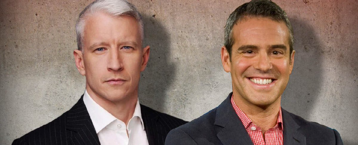 100% of proceeds from @andersoncooper and @andy Cohen's AC2 goes to the Orlando One Fund! https://t.co/3T2St2iE4C https://t.co/L4UaoO446f