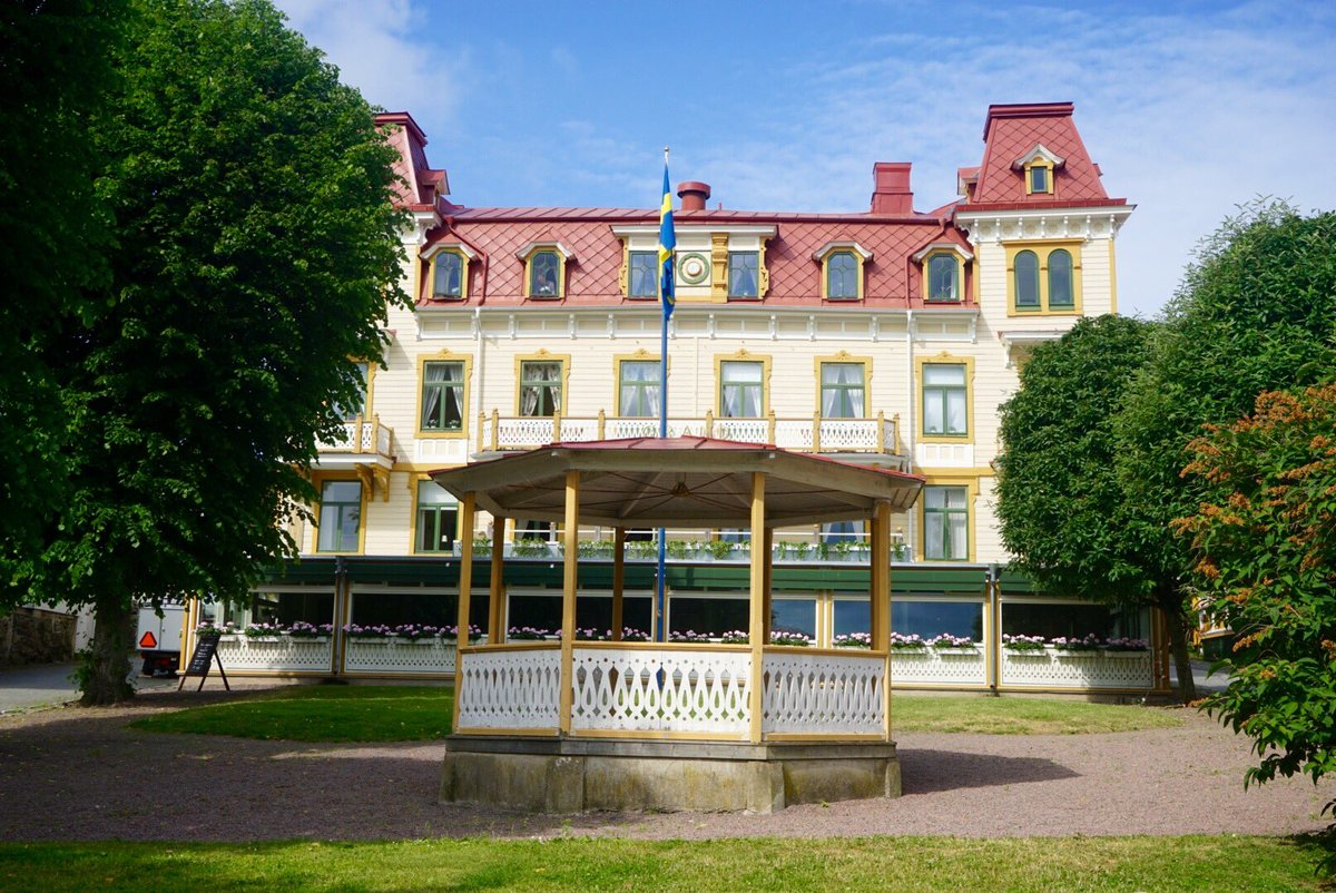 James Kay On Twitter Grand Hotel Marstrand Former Pad Of King Oscar Ii As Mel Brooks Once Said It S Good To Be The King Westsweden