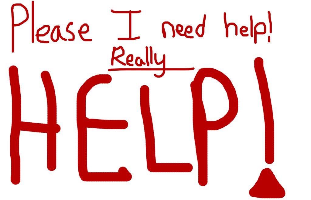 Please help !!!! :-(?