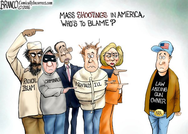 Deflection is the first clue a liberal plotted the environment, staged the scene, sighted the scope. via @afbranco https://t.co/Q6ZJ9KOv1Q