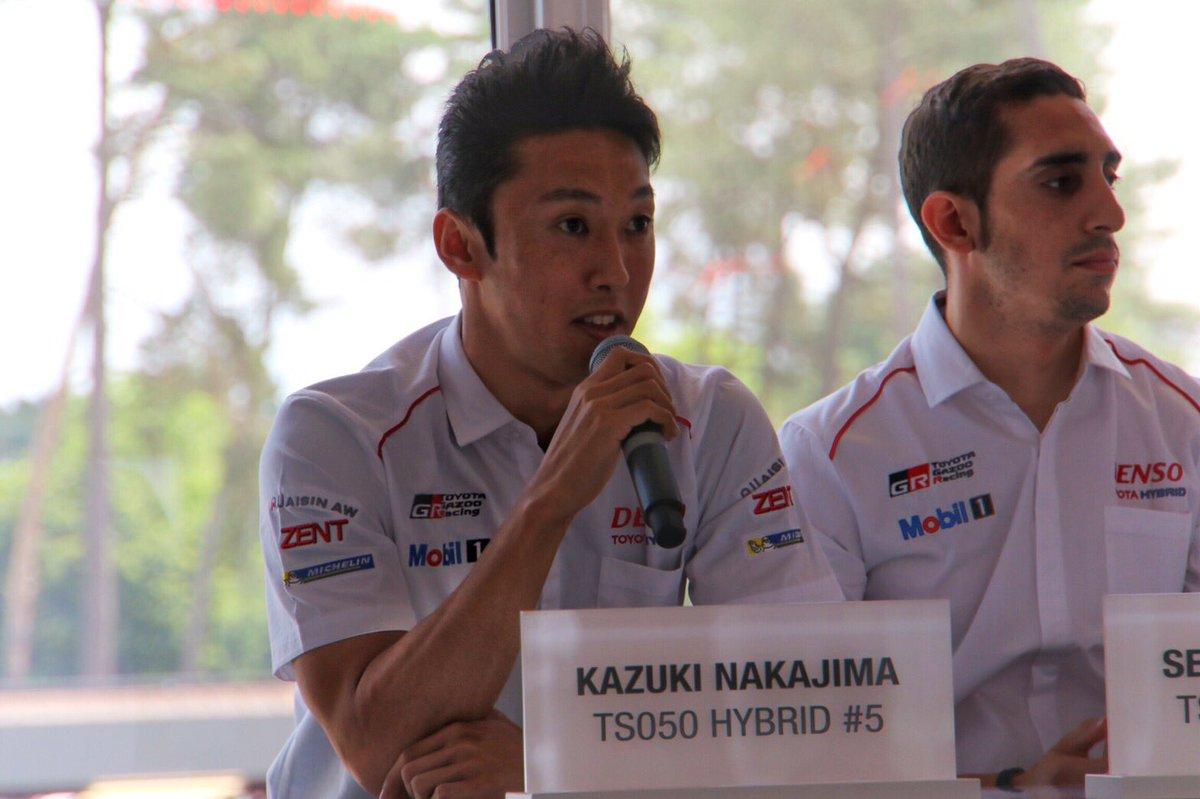 【中嶋一貴】日本人初の二世F1ドライバーの戦績などをご紹介!