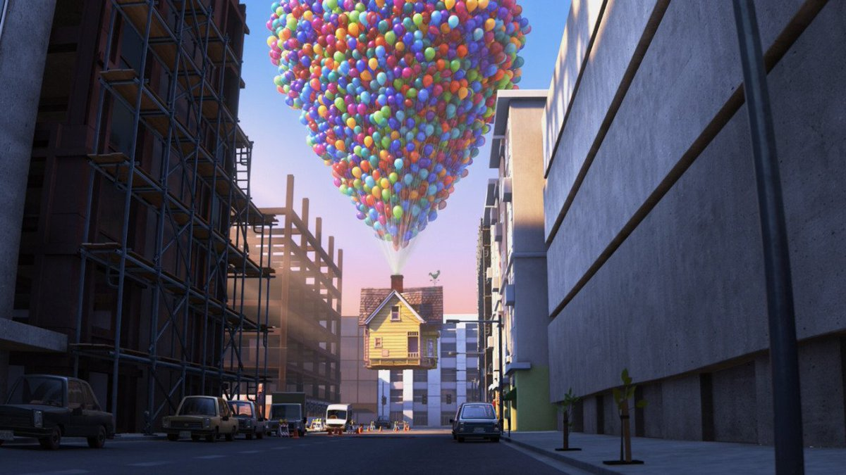 RT @OnePerfectShot [watch] Finding Greatness: The Evolution of Pixar https://t.co/FKIm7hTEWz
