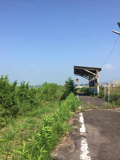 【画像まとめ】心ひかれるノスタルジックな廃駅跡の情景