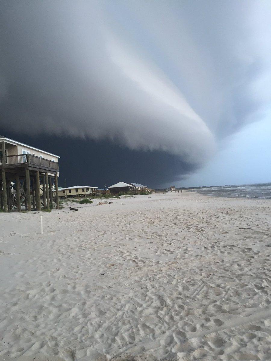 Dauphin Island Alabama Beach Weather