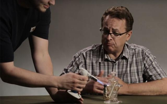 WATCH: Dads Take Dabs and Give Fatherly Advice in Hilarious Video