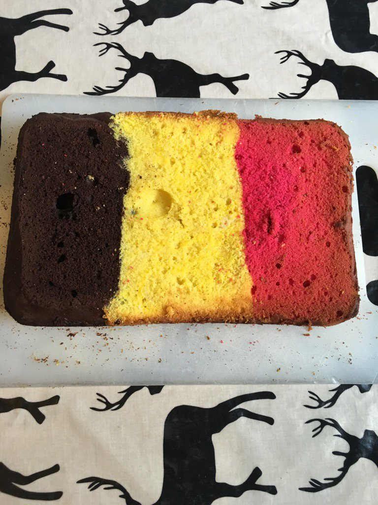 laura shields on my diablesrouges cake the team is a the team is a good example of how difference diversity can work under one flag euro2016 t co 48yfwonooh