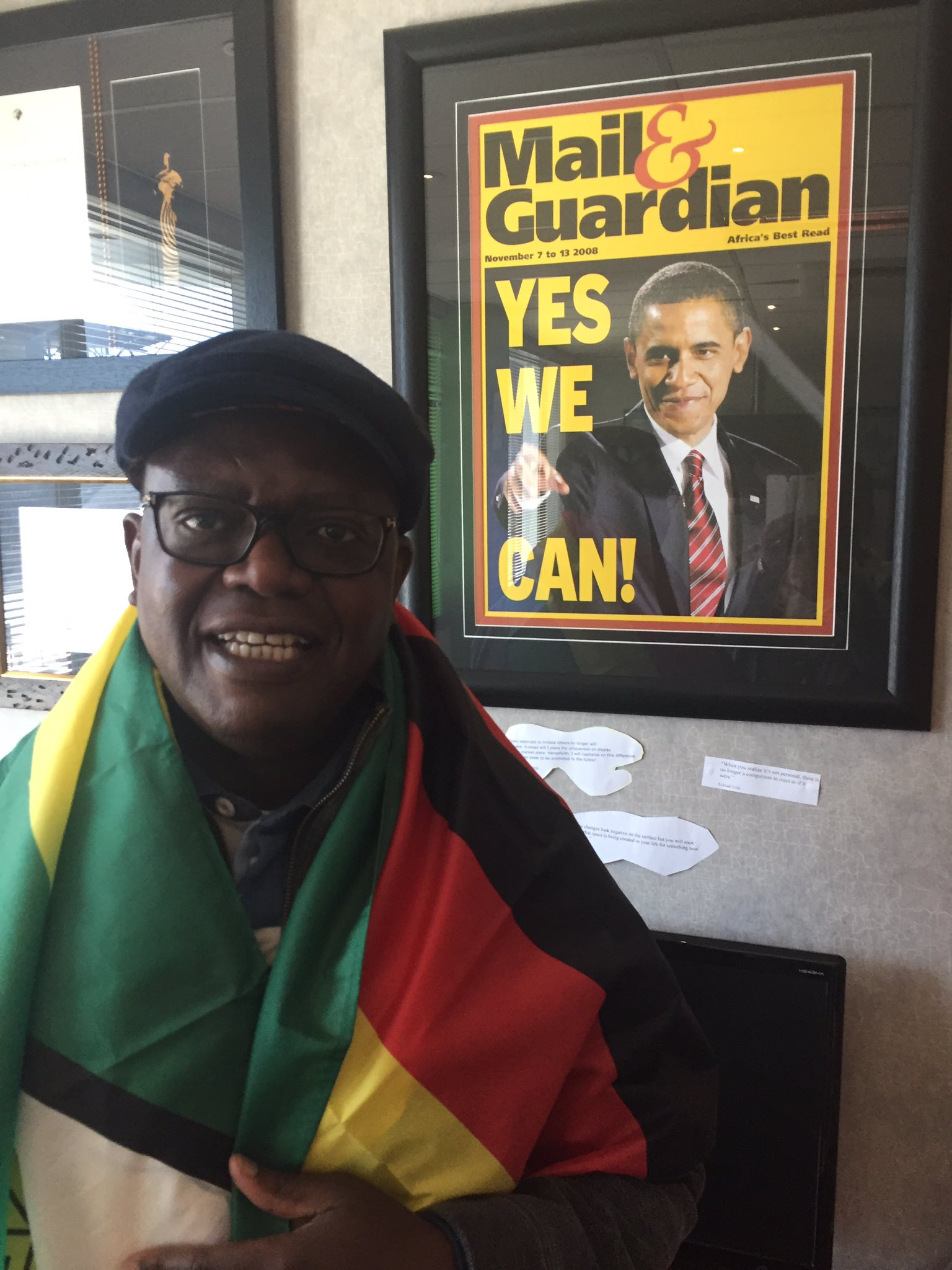 Yes We Can #ThisFlag 🇿🇼 https://t.co/gkkMyp4nfP