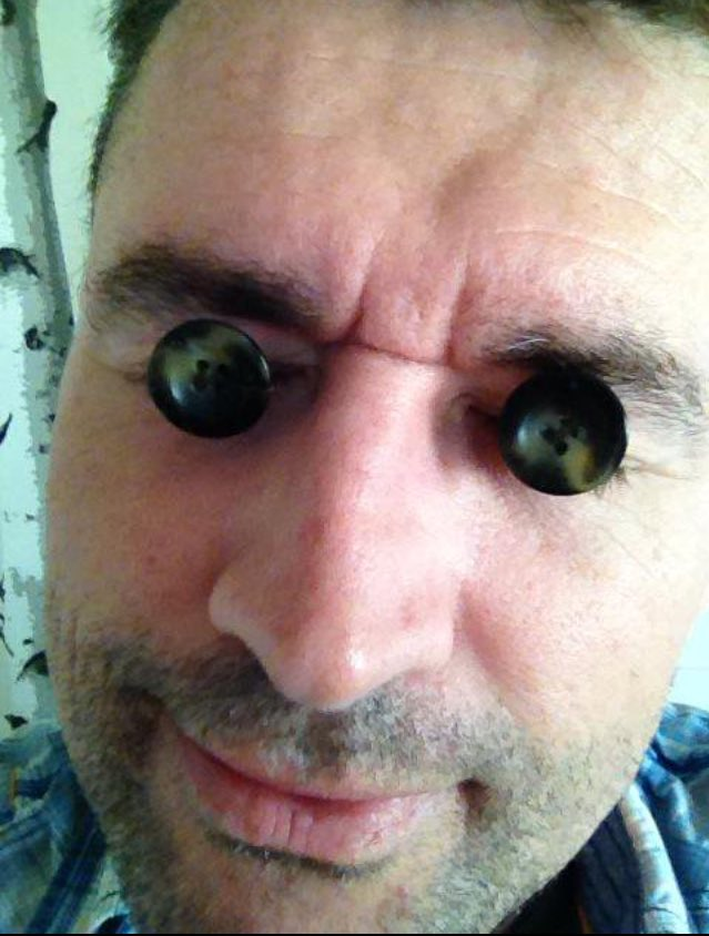 Joe Heenan On Twitter My Kids Watched Coraline Last Night So I Woke Them Up Looking Like This They Re Still Crying