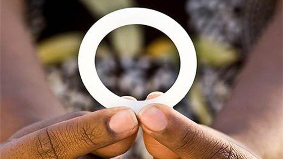 Anillo que podría reducir a la mitad los nuevos casos de VIH