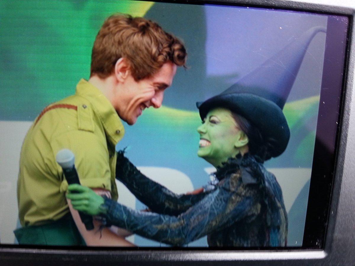 You gotta love the @WickedUK cast! #westendlive https://t.co/hqalg9Z2db