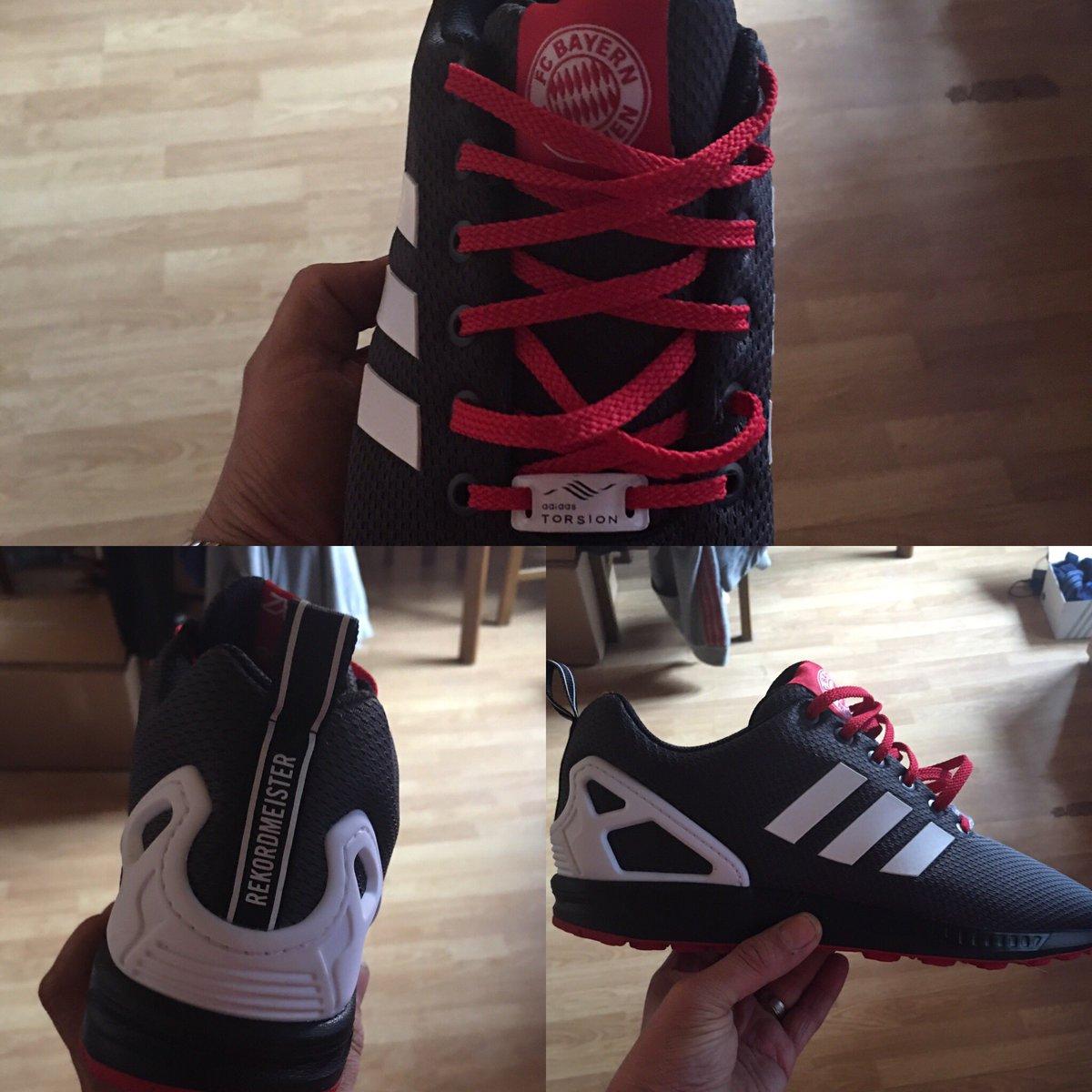 Adidas Zx Flux Fc Bayern