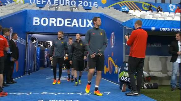 BELGIO IRLANDA Streaming gratis Rojadirecta DIRETTA TV oggi 18 giugno EURO 2016