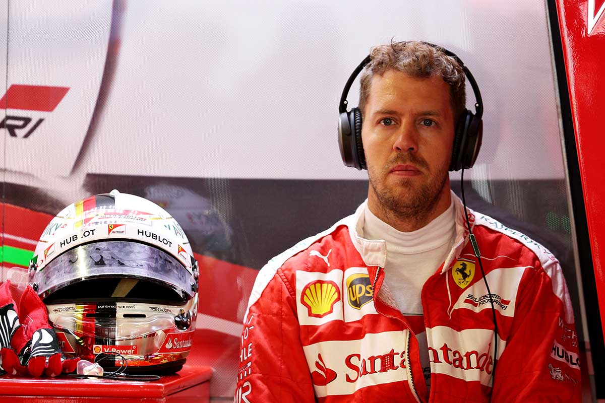 "GP Europa F1, Vettel via radio al Box Ferrari: ""Ohhh Come on! You're joking"" (Video)"