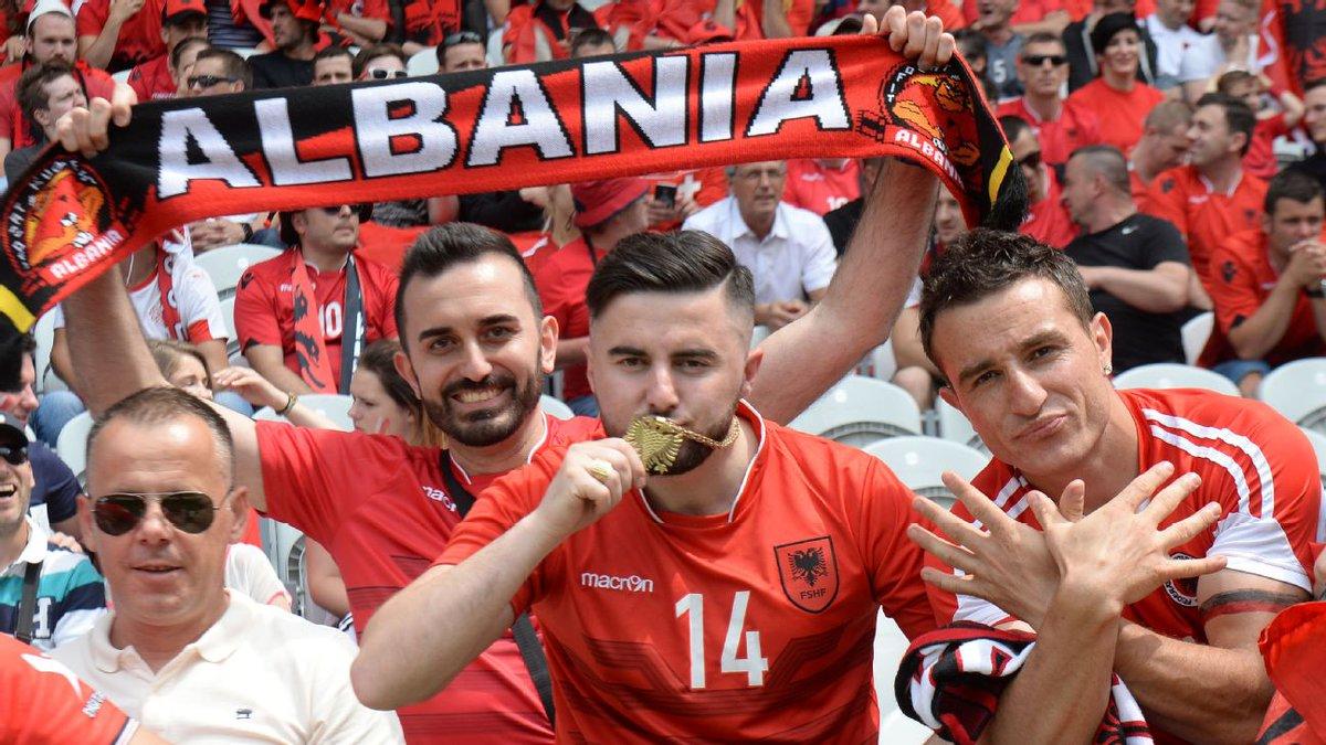 ALBANIA ROMANIA Diretta Streaming Video sulla RAI