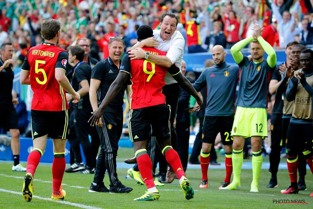BELGIO IRLANDA Risultato Video: doppietta di Lukaku, Italia Prima classificata